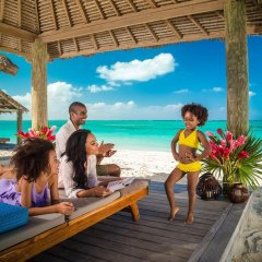 Отель Beaches Turks and Caicos Resort Villages and Spa All Inclusive фитнесс-зал фото 3