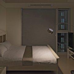 Отель Ivory Central Gangnam сейф в номере