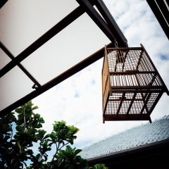 Отель CHANN Bangkok-Noi балкон