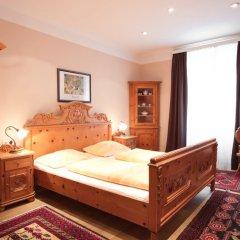 Отель Altstadthotel Kasererbräu Австрия, Зальцбург - 3 отзыва об отеле, цены и фото номеров - забронировать отель Altstadthotel Kasererbräu онлайн комната для гостей фото 3