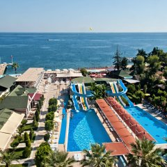 Отель Armas Beach - All Inclusive бассейн фото 2