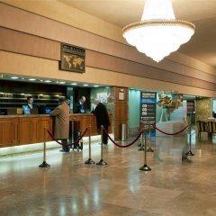 Отель Novotel Madrid Center гостиничный бар