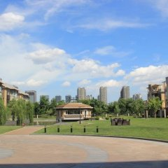 GreenPark Hotel Tianjin Тяньцзинь спортивное сооружение
