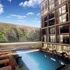 Отель Arcadia Suites Bangkok Бангкок бассейн фото 2