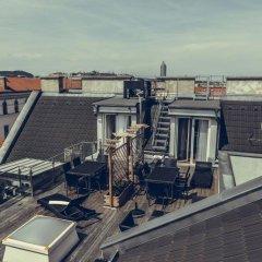 Отель Aurellia Apartments Австрия, Вена - отзывы, цены и фото номеров - забронировать отель Aurellia Apartments онлайн балкон