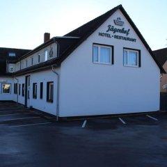 Отель Restaurant Jägerhof Германия, Брауншвейг - отзывы, цены и фото номеров - забронировать отель Restaurant Jägerhof онлайн парковка
