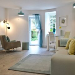 Отель Beautiful 1 Bedroom Apartment On Broughton Street Великобритания, Эдинбург - отзывы, цены и фото номеров - забронировать отель Beautiful 1 Bedroom Apartment On Broughton Street онлайн фото 15