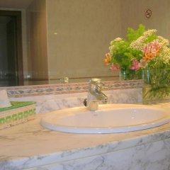 Отель Leuka ванная