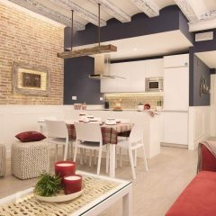 Апартаменты Enjoybcn Colon Apartments Барселона питание