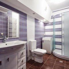 Апартаменты Apartment Krakivska 14 ванная фото 2