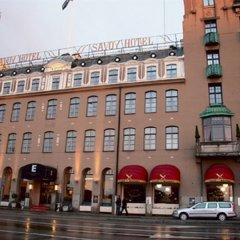 Отель Elite Savoy Мальме