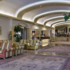Отель Grand Hotel Terme Италия, Монтегротто-Терме - отзывы, цены и фото номеров - забронировать отель Grand Hotel Terme онлайн интерьер отеля