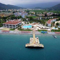 Отель Hydros Club Кемер приотельная территория фото 2