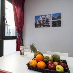 Апартаменты Via Augusta Apartments в номере