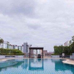 Golden Pearl Hotel Бангкок бассейн фото 2