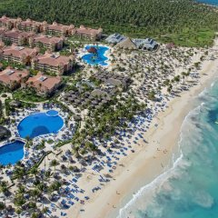 Отель Fantasia Bahia Principe Punta Cana - All Inclusive пляж