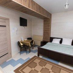 Отель Grelka Омск комната для гостей фото 2