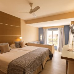 Отель Robinson Club Esquinzo Playa комната для гостей фото 4