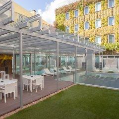 Отель BessaHotel Liberdade Португалия, Лиссабон - 1 отзыв об отеле, цены и фото номеров - забронировать отель BessaHotel Liberdade онлайн спортивное сооружение