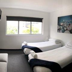 Отель Base Backpackers Brisbane Uptown - Hostel Австралия, Брисбен - отзывы, цены и фото номеров - забронировать отель Base Backpackers Brisbane Uptown - Hostel онлайн комната для гостей фото 4