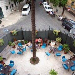 Отель Oasis Backpackers' Mansion Lisbon Лиссабон бассейн