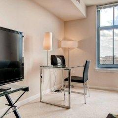 Отель Bluebird Suites near Bethesda Metro США, Бетесда - отзывы, цены и фото номеров - забронировать отель Bluebird Suites near Bethesda Metro онлайн комната для гостей фото 4