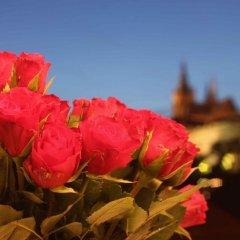 Отель Trinidad Prague Castle Прага приотельная территория фото 2