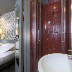 Отель Gardette Park Hotel Франция, Париж - 8 отзывов об отеле, цены и фото номеров - забронировать отель Gardette Park Hotel онлайн ванная
