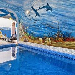 Отель Pension Petros Греция, Остров Санторини - отзывы, цены и фото номеров - забронировать отель Pension Petros онлайн бассейн