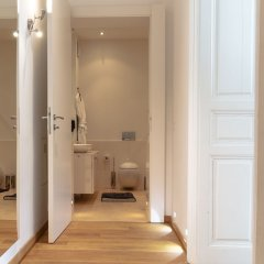 Отель High Street Suites Вена ванная