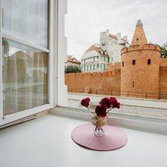 Апартаменты Heart of Warsaw IV apartment балкон