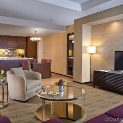 Отель Swissotel Living Al Ghurair Dubai комната для гостей фото 2