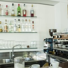 Hotel Houston Римини гостиничный бар