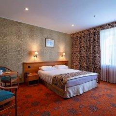 Гостиница Березка 4* Стандартный номер с различными типами кроватей фото 6