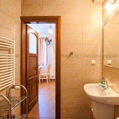 Отель VISITzakopane City Apartments Польша, Закопане - отзывы, цены и фото номеров - забронировать отель VISITzakopane City Apartments онлайн ванная