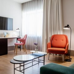 Отель Barcelo Torre de Madrid Испания, Мадрид - 1 отзыв об отеле, цены и фото номеров - забронировать отель Barcelo Torre de Madrid онлайн удобства в номере