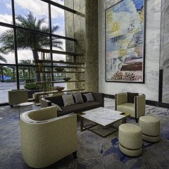 Отель Hoasun Des Art - Lanmark 81 интерьер отеля