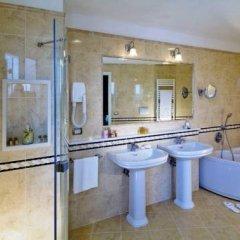 Отель Tritone Terme Италия, Абано-Терме - отзывы, цены и фото номеров - забронировать отель Tritone Terme онлайн ванная фото 2