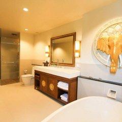 Отель Maikhao Palm Beach Resort Таиланд, пляж Май Кхао - 2 отзыва об отеле, цены и фото номеров - забронировать отель Maikhao Palm Beach Resort онлайн ванная