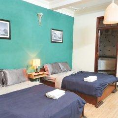 Отель Dalat Legend Homestay Далат комната для гостей