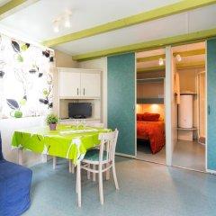 Отель Camping Bungalows El Far комната для гостей фото 4