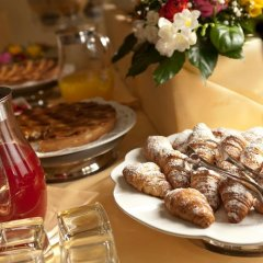 Отель Giardino Inglese Италия, Палермо - отзывы, цены и фото номеров - забронировать отель Giardino Inglese онлайн питание фото 2