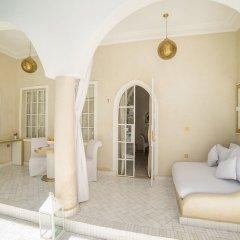 Отель Riad Palais Blanc Марокко, Марракеш - отзывы, цены и фото номеров - забронировать отель Riad Palais Blanc онлайн комната для гостей фото 3