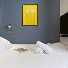 The Spot Hostel Тель-Авив комната для гостей