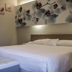 Park Hotel Morigi Гаттео-а-Маре комната для гостей