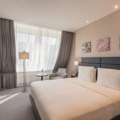 Отель Hilton Garden Inn Munich City Centre West, Germany комната для гостей фото 2