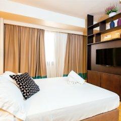 Отель Politeama Palace Hotel Италия, Палермо - отзывы, цены и фото номеров - забронировать отель Politeama Palace Hotel онлайн комната для гостей фото 4