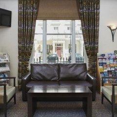 Отель Holiday Inn Express London Victoria развлечения