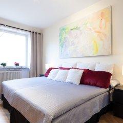 Апартаменты City Apartments Stockholm Стокгольм комната для гостей фото 5