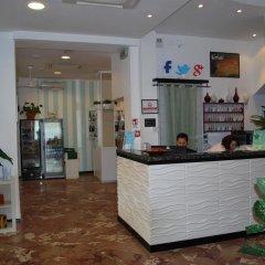 Hotel Villa Del Parco Римини интерьер отеля